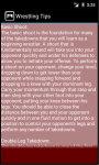Wrestling Tips And Tricks screenshot 3/3