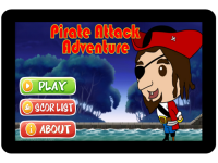 Pirate Attack Adventure screenshot 1/3