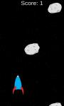 Star Fall: Blue Rocket screenshot 1/3