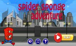 Spider Sponge Run screenshot 1/4