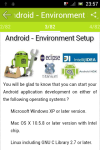 Learn Android v2 screenshot 2/3
