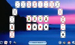 All-in-One Solitaire FREE screenshot 2/4