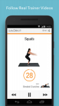 Sworkit Pro Personal Trainer existing screenshot 4/5
