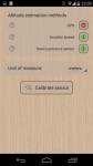 Altimetro preciso ultimate screenshot 3/3