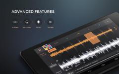 edjing PRO  Music DJ mixer active screenshot 1/6