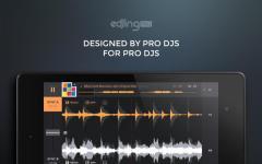 edjing PRO  Music DJ mixer active screenshot 4/6