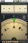 Cleartune - Chromatic Tuner fresh screenshot 1/4