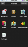 Pinch-Messenger screenshot 1/4