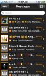 Pinch-Messenger screenshot 2/4