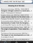 PubMed On Tap screenshot 1/1