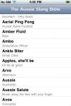 The Aussie Slang Bible screenshot 1/1