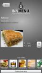 Inn menu free screenshot 3/5