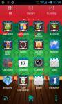 Zombie Theme Go Launcher screenshot 3/3