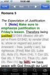 Mantis KJVS Bible Study screenshot 1/1