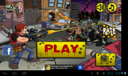 The Zombie Slayer screenshot 1/5