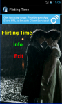 Flirting Time screenshot 1/4