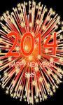 Happy New Year 2014 screenshot 1/3