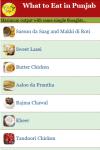 What to Eat in  Punjab screenshot 2/3