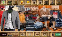 Free Hidden Object Games - In the Mall screenshot 3/4