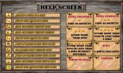 Free Hidden Object Games - Go West screenshot 4/4