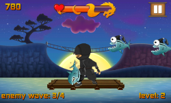 Ninja Clash screenshot 4/6