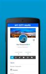 MY CITY MAPS directory guide screenshot 2/6