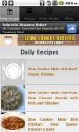 1545 Slow Cooker Recipes screenshot 1/4