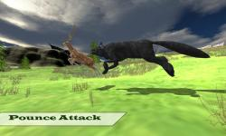 Ultimate Wild Wolf Simulator screenshot 1/3