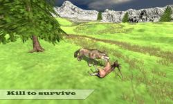 Ultimate Wild Wolf Simulator screenshot 3/3