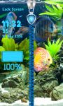 Best Aquarium Zipper Lock Screen screenshot 4/6