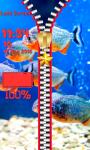 Best Aquarium Zipper Lock Screen screenshot 5/6