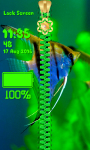 Best Aquarium Zipper Lock Screen screenshot 6/6