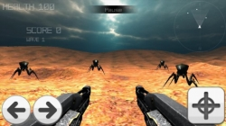 Alien Shooter professional screenshot 1/4