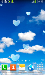 Blue Sky Live Wallpapers Free screenshot 2/6