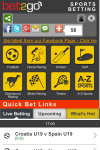 Bet2Go Mobile Sports Betting Download for FREE screenshot 2/6