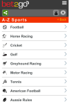 Bet2Go Mobile Sports Betting Download for FREE screenshot 6/6