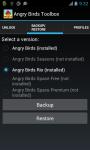 Angry Bird Toolbox screenshot 2/3