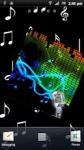 Rotating Music Cube LWP screenshot 2/3