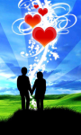 Hearts Wallpapers app screenshot 1/3
