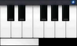 Piano Free screenshot 1/2