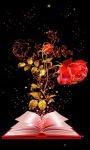 Magic Roses Live Wallpaper screenshot 1/3