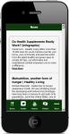 Blueprint For Healthy Living screenshot 2/5