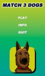 Match 3 Dogs screenshot 3/4