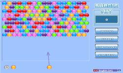 Bubble Hit~free screenshot 1/6