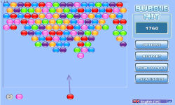 Bubble Hit~free screenshot 5/6