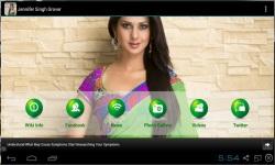Jennifer Singh Grover Fan App screenshot 1/3