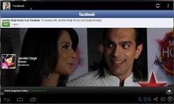 Jennifer Singh Grover Fan App screenshot 2/3