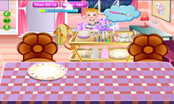 Baby Hazel Dining Manners screenshot 5/6