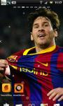 Lionel Messi Live Wallpaper 2 screenshot 1/3