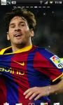Lionel Messi Live Wallpaper 2 screenshot 2/3